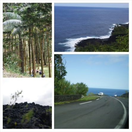 Trip, Hiking, Exploring, Lava volcanic rocks