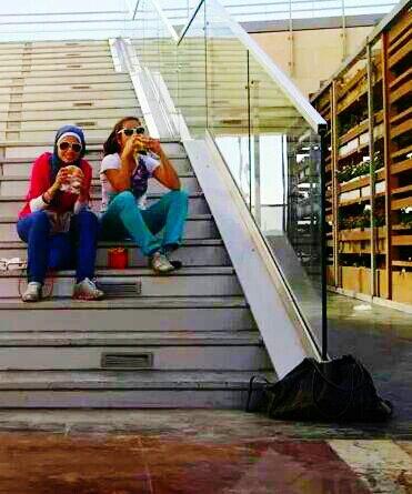 Katia & Shahed