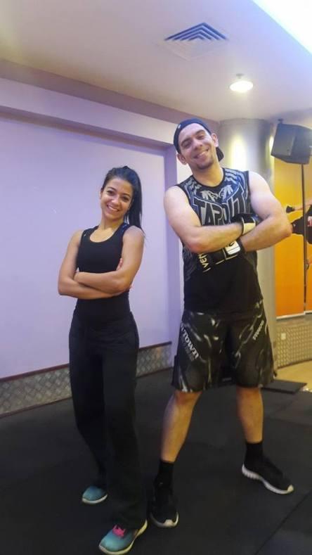 Me & Hamzeh!